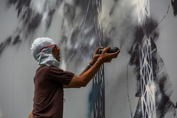 Futura street art nyc Speaking with Queens Based Photographer and Street Art Aficionado Raphael Gonzalez aka Zurbaran1