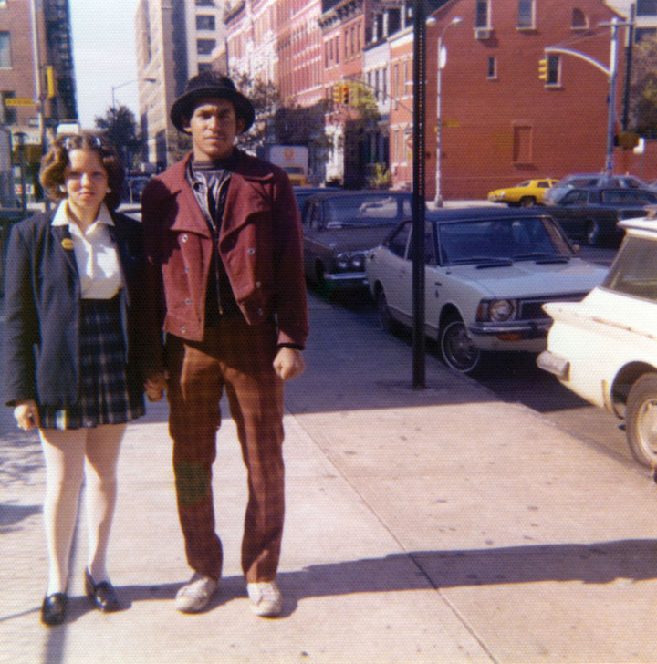 ROCKY 184 and STITCH 1. Circa 1972. Photo courtesy of ROCKY 184 Roger Gastman on <em>Wall Writers: Graffiti in Its Innocence</em> and Its December 9th NYC Premiere  at SVA