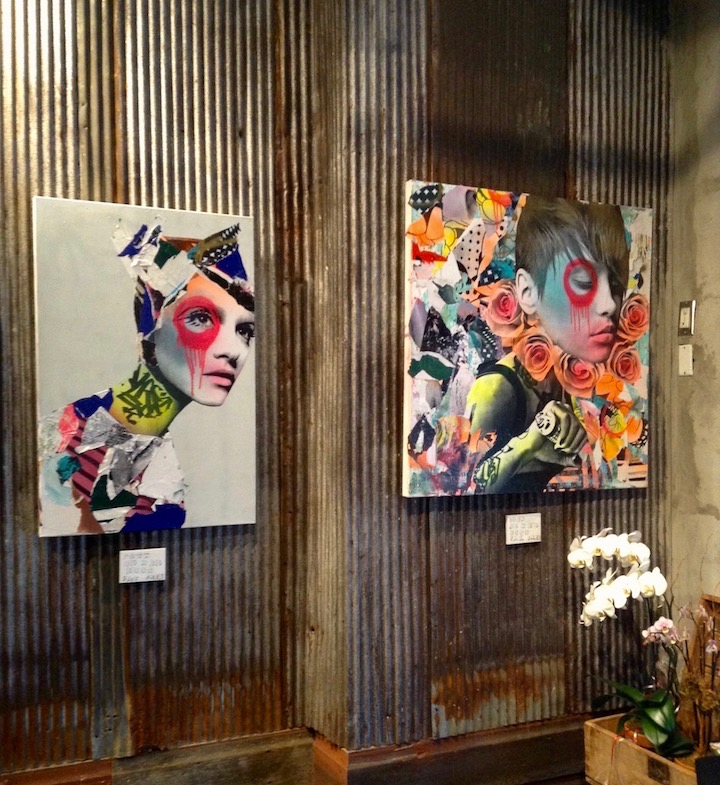 dain gallery 1 DAIN Solo Exhibit Continues at <em>Fat Free Art</em> on the Lower East Side