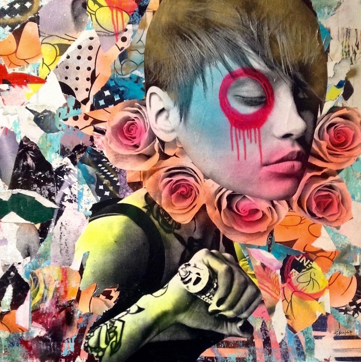 dain portrait 1 DAIN Solo Exhibit Continues at <em>Fat Free Art</em> on the Lower East Side