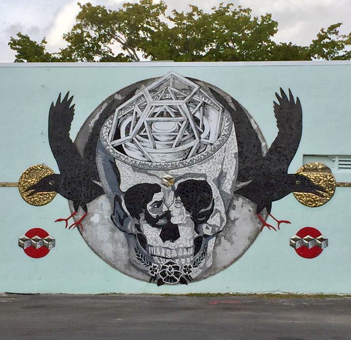 ceros mural art wynwood Faces in Wynwood Open Spaces, Part III: Miles Toland, Paola Delfin, Dodo, Cero, Jordan Betten, Juega Siempre & Eduardo Mendieta