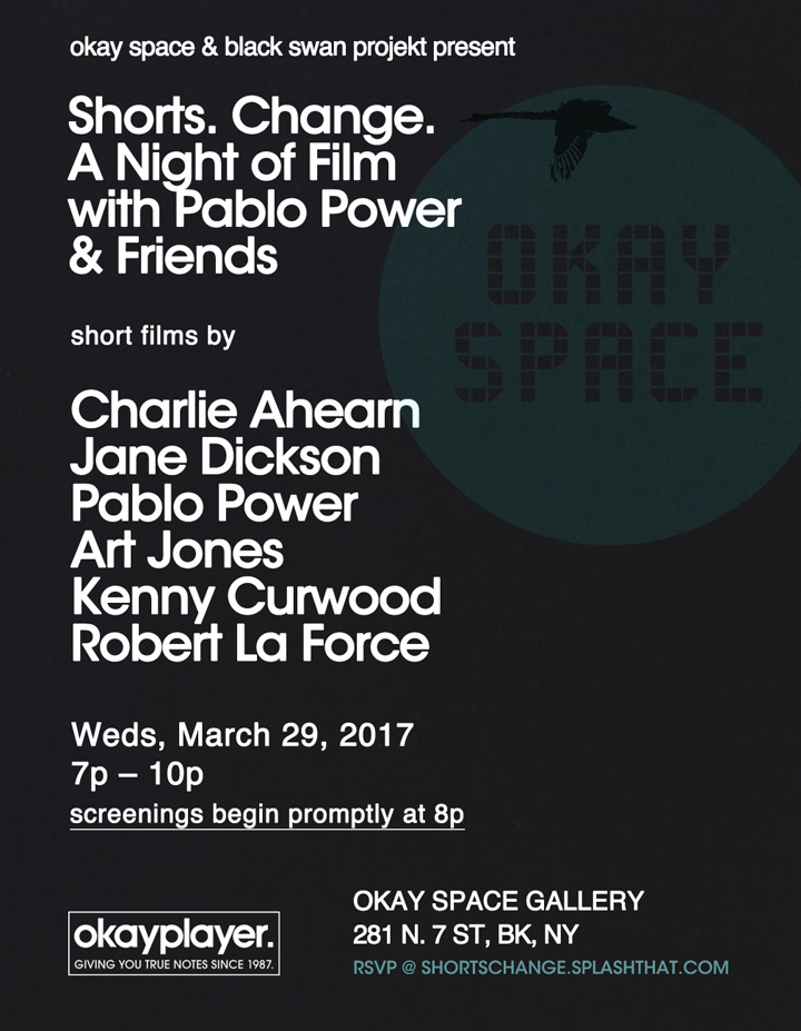 okay space films Pablo Power &amp; Schoolly D, <em>Philly VS New York: A Declaration of Co Independence</em> at Okay Space in Williamsburg