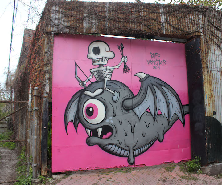 buff-monster-street-art-Toronto