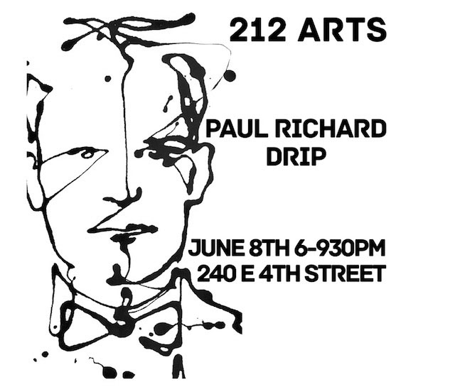 Paul-richard-opening-212-arts
