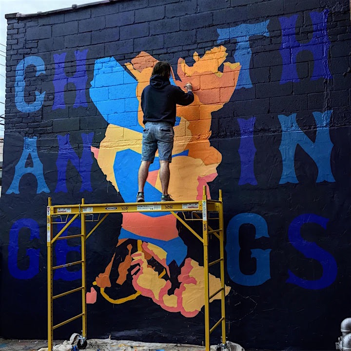 asvp The 8th Annual Welling Court Mural Project Readies to Launch with See One, Queen Andrea, SP One, Bluze, Sinned, Onel with Roberto Castillo, ASVP & Dozens More