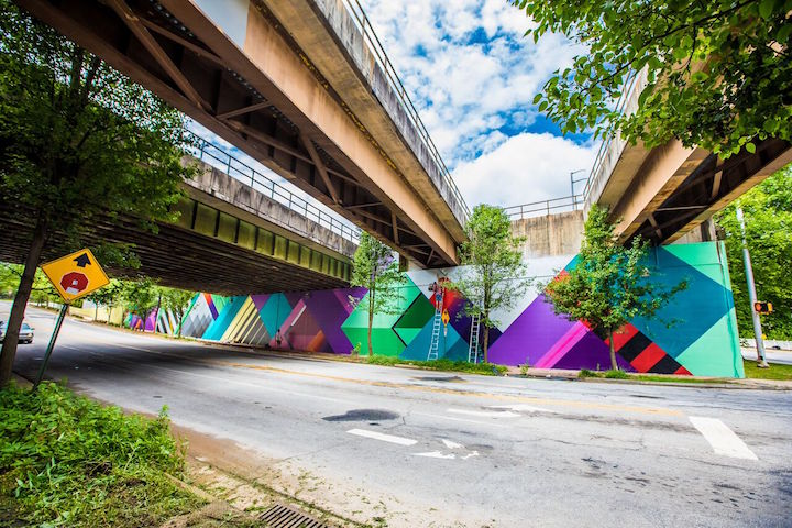 nase pop OuterSpace Project Brings 18 New Murals to Atlanta: Patch Whisky, Nychos, Greg Mike, Yoyo Ferro, Sabek, Nase Pop, Dr. Dax & more