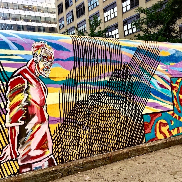 andrew-frank-baer-with-Hells-Kitchen-community-mural-art-nyc