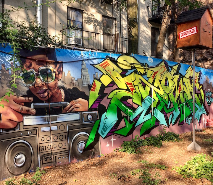 To The Delight Of Us Graffiti Lovers First Street Green Park Has Been Showcasing Artwork By A Range Rate Often Legendary Writers And