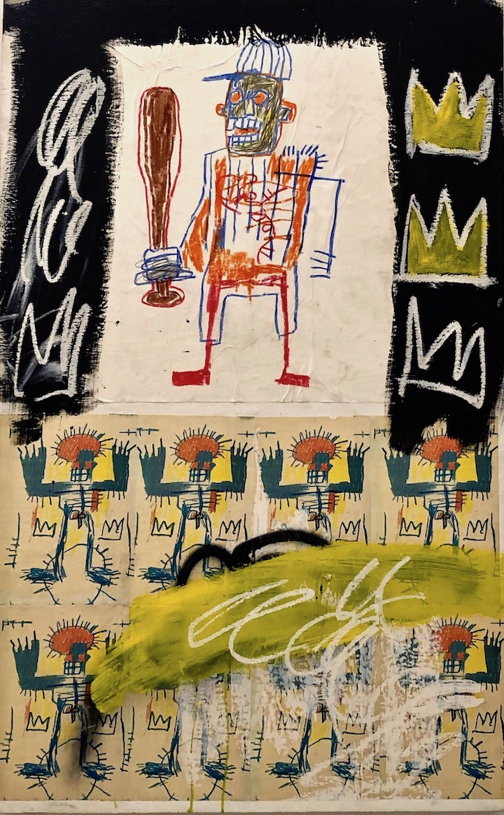 Jean-Michel Basquiat Xerox